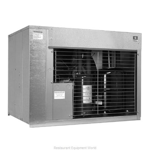 Manitowoc ICVD-0895 Remote Condenser Unit (Magnified)