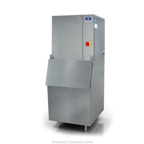 Manitowoc IDF0900W-SPACE MAKER Ice Maker, Cube-Style