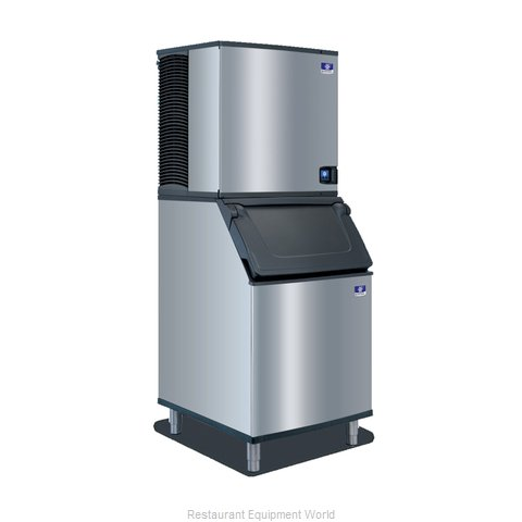 Manitowoc IRF0900W Ice Maker, Cube-Style
