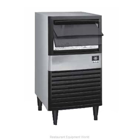 Manitowoc QM-45A Self Contained 95Lb Compact Ice Machine