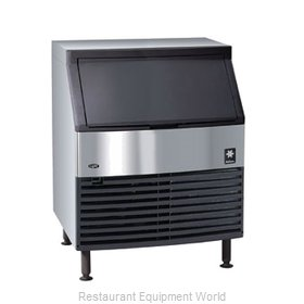 Manitowoc QY-0275W Self Contained 290Lb Compact Ice Machine