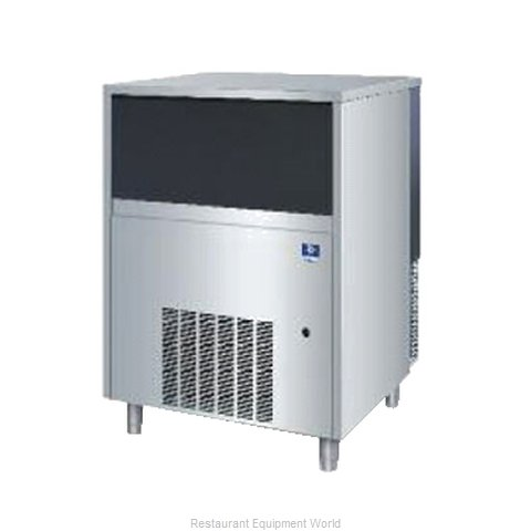Manitowoc RNS-0385A Ice Maker with Bin Nugget-Style