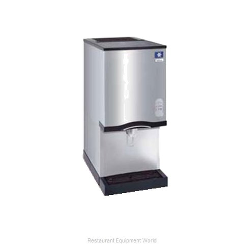 Manitowoc RNS-12A Ice Maker Dispenser, Nugget-Style