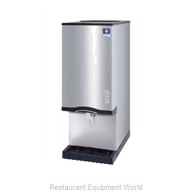 Manitowoc RNS-20AT Ice Maker Dispenser, Nugget-Style