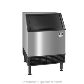 Manitowoc UD-0140W Ice Maker With Bin Cube-Style