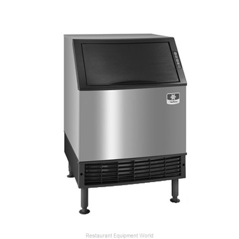 Manitowoc UD-0190A Ice Maker With Bin Cube-Style