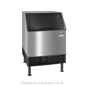 Manitowoc UD-0240A Ice Maker with Bin, Cube-Style