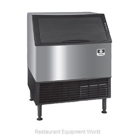 Manitowoc UD-0310A Ice Maker with Bin, Cube-Style
