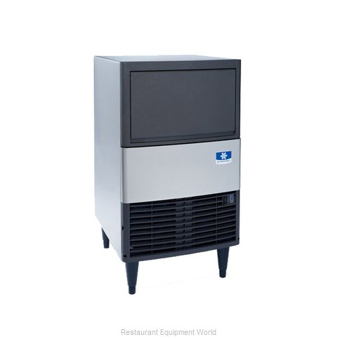 Manitowoc UDE0080A Ice Maker with Bin, Cube-Style