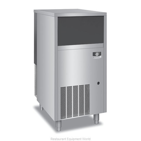 Manitowoc UFF0200A Ice Maker with Bin, Flake-Style (Magnified)