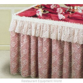 Marko by Carlisle 5005-132X132U Tablecloth Linen