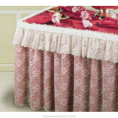 Marko by Carlisle 5005-72X120O Tablecloth Linen