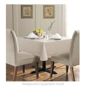 Marko by Carlisle 5100-64X64U-BC Tablecloth Vinyl