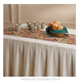 Marko by Carlisle 5411-40R Table Cloth, Linen