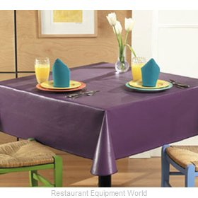 Marko by Carlisle 5700-108X108U Table Cloth, Vinyl
