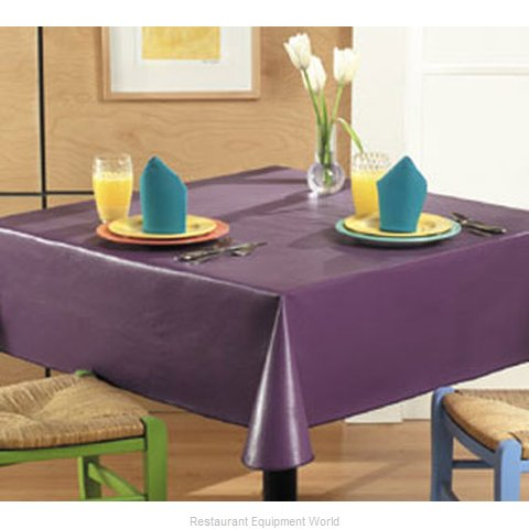Marko by Carlisle 5700-46U-HB Tablecloth Vinyl (Magnified)