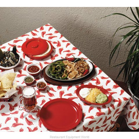 Marko by Carlisle 5800-46U-HB Table Cloth, Vinyl (Magnified)