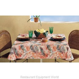 Marko by Carlisle 7700-64X88U-BC Table Cloth, Vinyl