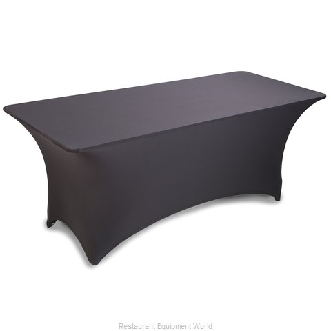 Marko by Carlisle EMB5026RT624046 Table Cover, Stretch