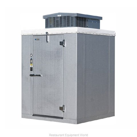 Master-Bilt 760810QE Walk In Cooler Modular Self-Contained