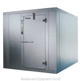 Master-Bilt 760812CX Walk In Combination Cooler/Freezer, Box Only