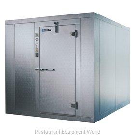 Master-Bilt 760820DX Walk In Combination Cooler/Freezer, Box Only