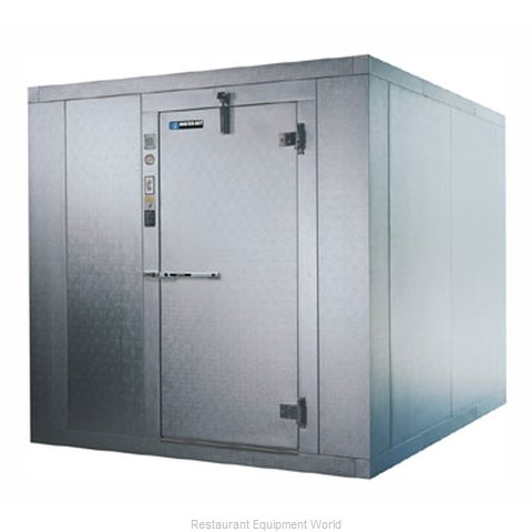 Master-Bilt 821012-FE Walk-In Cooler w Glass Front (Magnified)