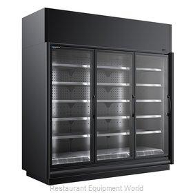 Master-Bilt BEL-3-30SC Freezer, Merchandiser