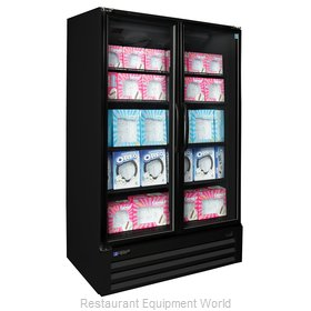 Master-Bilt BLG-48-HGPR Freezer, Merchandiser