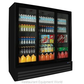 Master-Bilt BMG-74-HGP Refrigerator, Merchandiser