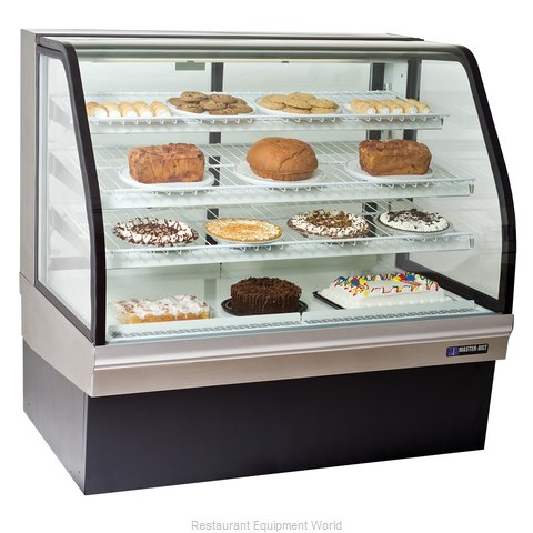Master-Bilt CGB-50 Display Case Refrigerated Bakery