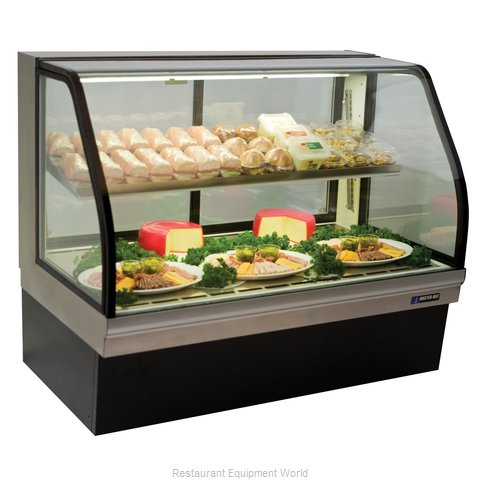 Master-Bilt CGD-77 Display Case, Refrigerated Deli (Magnified)