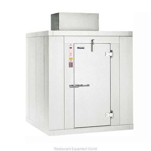Master-Bilt CL-156R Indoor Step-In Freezer