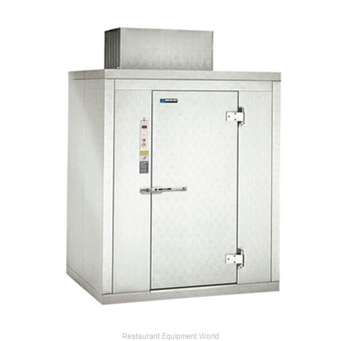 Master-Bilt CL-5R Indoor Step-In Freezer