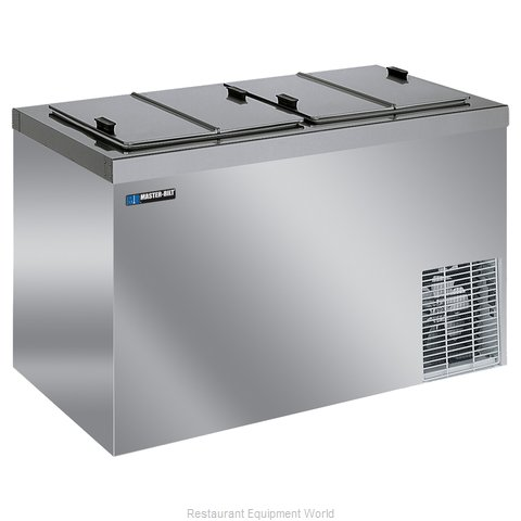 Master-Bilt DC-8DSE Ice Cream Dipping Cabinet (Magnified)