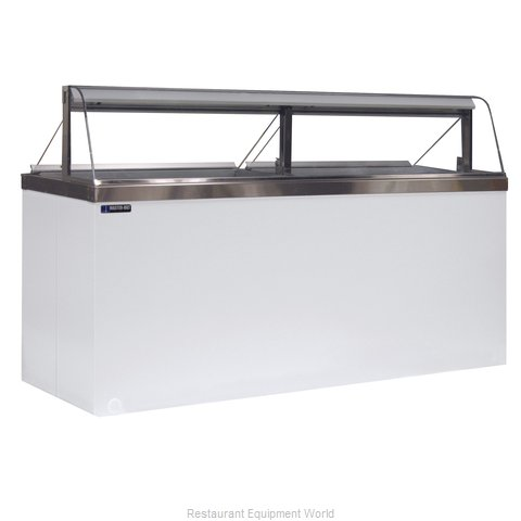 Master-Bilt DD-88CG Display Case, Dipping Ice Cream