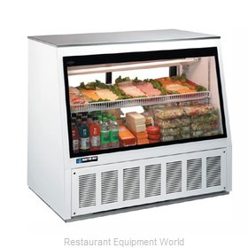 Master-Bilt DMS-48L Deli/Display Merchandiser