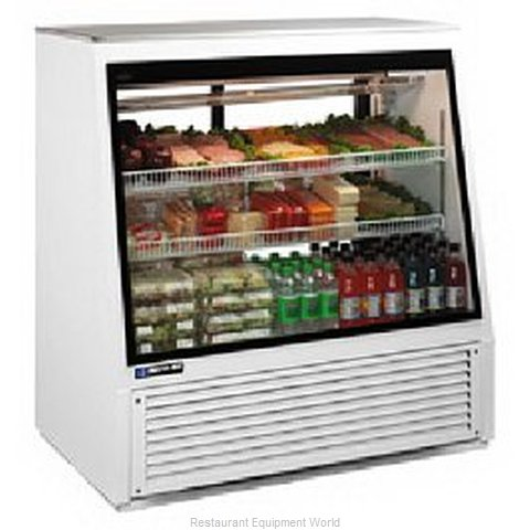 Master-Bilt DMS-96LF Deli/Display Merchandiser (Magnified)