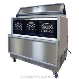 Master-Bilt DOMC-124-A Milk Cooler / Station