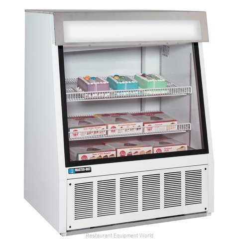 Master-Bilt FIP-40 Display Case, Frozen Food