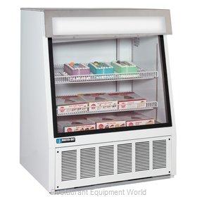 Master-Bilt FIP-40 Display Case, Frozen Food