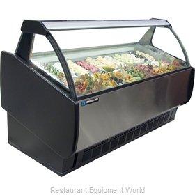 Master-Bilt GEL-12 Display Case, Dipping, Gelato/Ice Cream