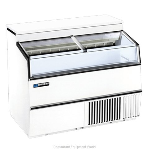 Master-Bilt GT-40 Freezer Frozen Food Horizontal Merchandiser