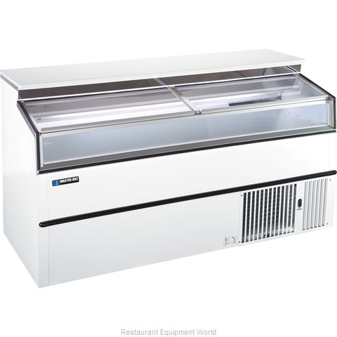 Master-Bilt GT-60 Freezer Frozen Food Horizontal Merchandiser