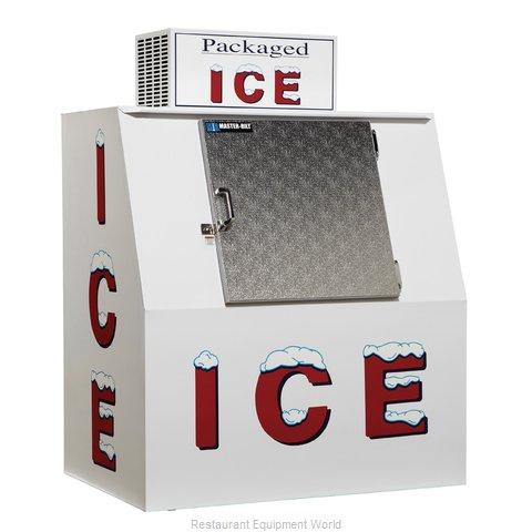 Master-Bilt IM-38 Merchandiser, Bagged Ice