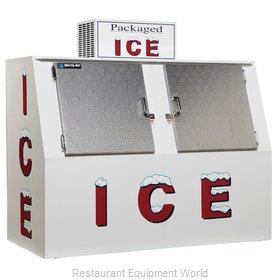 Master-Bilt IM-60 Merchandiser, Bagged Ice