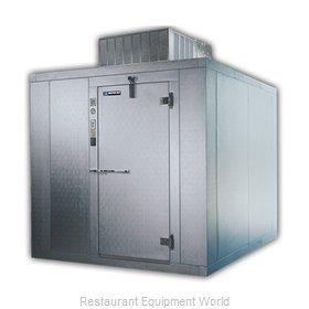 Master-Bilt MB5760406FIX Walk In Freezer, Modular, Self-Contained