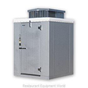 Master-Bilt MB5761010FOHDX Walk In Freezer, Modular, Self-Contained