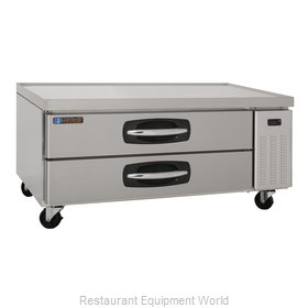 Master-Bilt MBCB53 Equipment Stand, Refrigerated Base