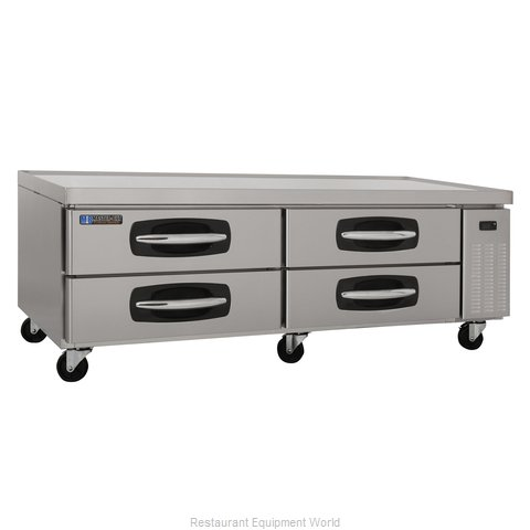 Master-Bilt MBCB72 Equipment Stand, Refrigerated Base